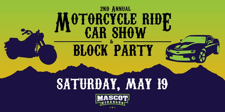 Mascot Miracles Motorcycle Ride Car Show & Zoo Party