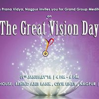 Grand Group Meditation - The Great Vision Day
