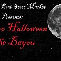 Voodoo Halloween on the Bayou