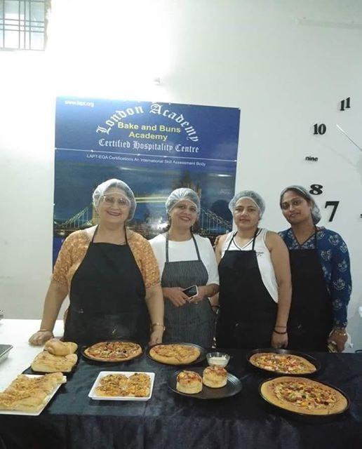 Make authentic Italian pizza workshop 50% discount