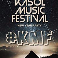 Kasol Music Festival 2017 - New Year Party kmf