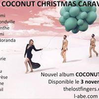 The Lost Fingers - Cocunut Christmas Caravan