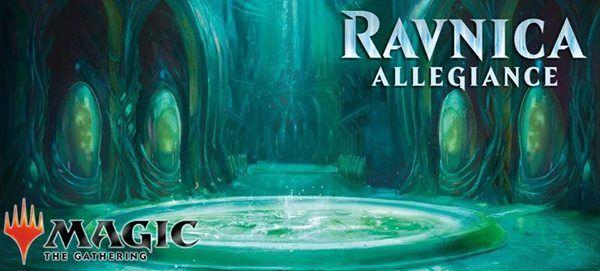 Ravinca Allegiance Pre Release Event