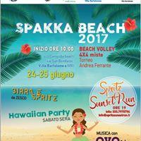 Spakka Beach 2017