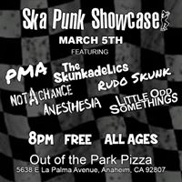 SkaPunk Showcase  Free All Ages  The Skunkadelics  More