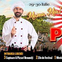 Mamma Mia  Pizza FEST la Berria H  PeTeras