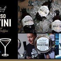 Justin Metcalf World Barista Judge Espresso Martini