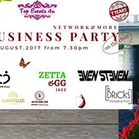 Business Party on the river - Network&ampmore