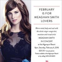 Meaghan Smith In Concert