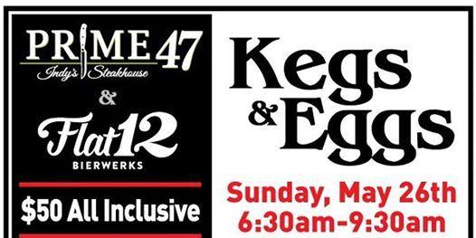 Kegs & Eggs 2019