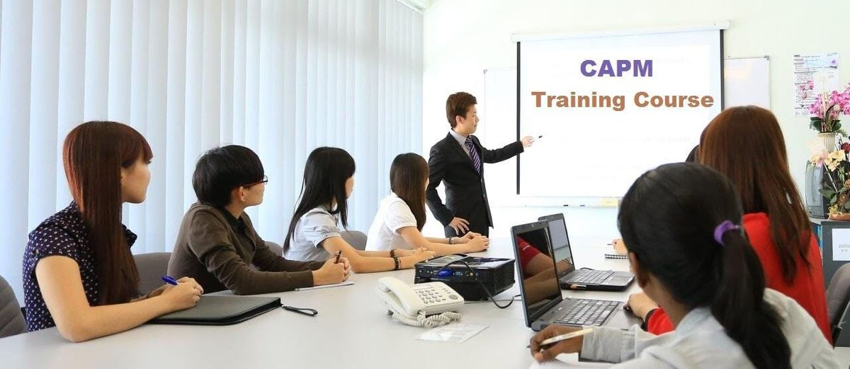 CAPM Training Course in Houston TX