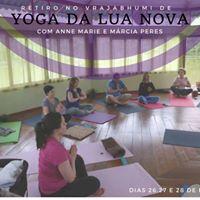 Retiro de Yoga da Lua Nova