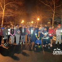 NYRR Open Run Flushing Meadows Corona Park