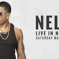 Nelly. Live in Nanaimo SOLD OUT