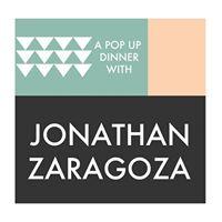 Pop Up Dinner with Jonathan Zaragoza