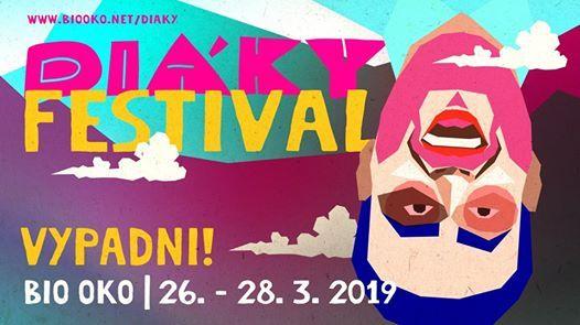 Diky Festival - Vypadni