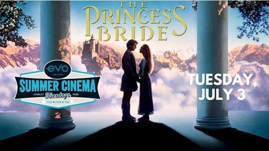 Vancouver The Princess Bride (1987)