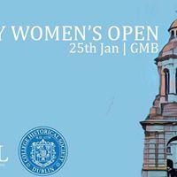 Trinity Womens Open 2018