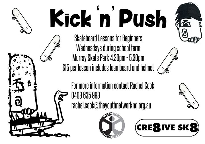 Kick N Push At Murray Skate Park Cottonwood Heights