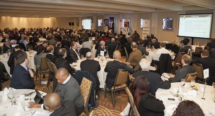 20th African Mining Breakfast and 17th Investing in African Mining Seminar at PDAC