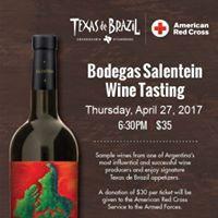 Bodegas Salentein Wine Tasting