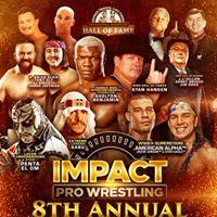 Impact Pro Wrestling LIVE in Waterloo Iowa