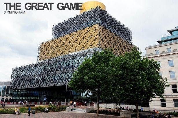 Birmingham Treasure Hunt with 20% off at the finishing Treasure (the pub)