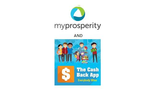 Aspire Now Introduces My Prosperity & The Cash Back App.