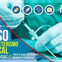 Cursos de PICC e Cateterismo Umbilical em Braslia - DF