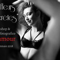 Les fleurs secrtes - workshop e servizio fotografico