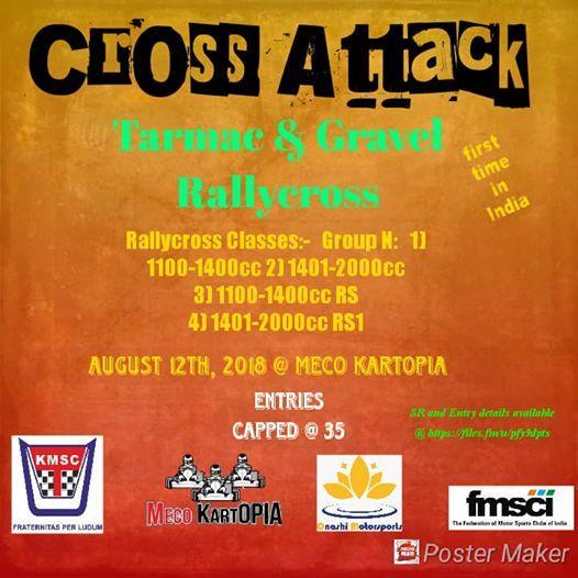 Cross Attack Rallycross