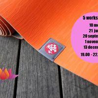 Vijf Elementen Yoga &amp Ontspanning