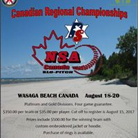Inaugural Canadian Regional Championships