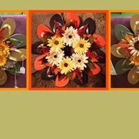 Autumn Flip Flop Wreath Workshop