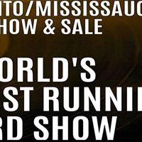 TorontoMississauga Record Show &amp Sale - Sunday October 1