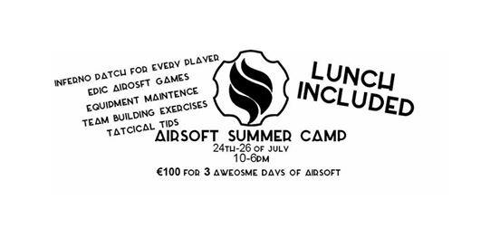 Airsoft Summer Camp