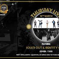 Sould Out &amp Identity Crisis - Thursday Live