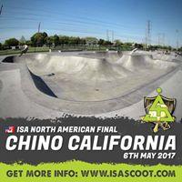 ISA North American Championship - Chino California - USA