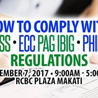 How to Comply with Dolesssecc Pagibigphilhealth Regulation