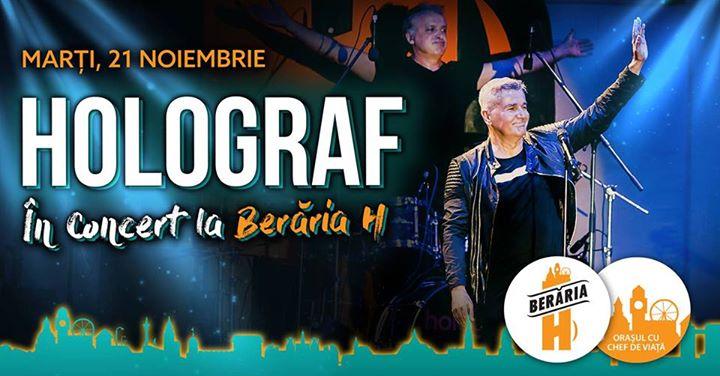 Holograf n concert la Berria H