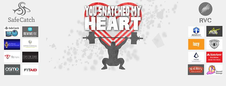 Feb. 6th Valentines CrossFit Partner Throwdown