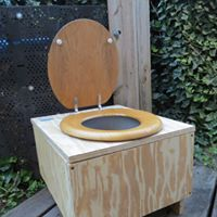 Giving a Sht - Building and Using a Compost Toilet