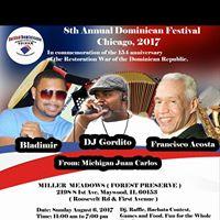8th Annual Dominican Festival