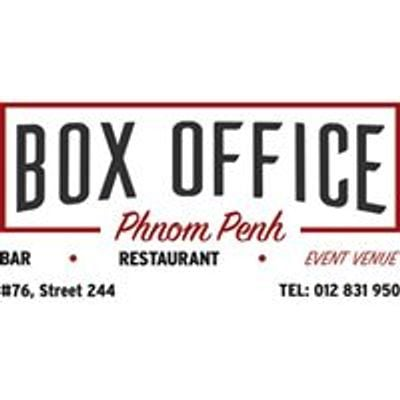 The Box Office - Phnom Penh