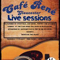 Cafe Rene Live Sessions Part Deux