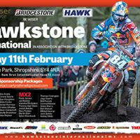 Be Wiser Bridgestone Hawkstone International 11th Feb 2018