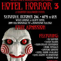 Hotel Horror 3 - A Haunted Halloween Party
