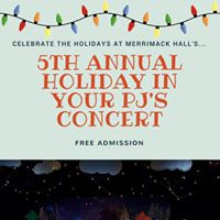 Happy Days 5th Annual Holiday in Your PJs Concert