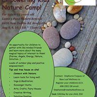 Empowering Kids Nature Camp