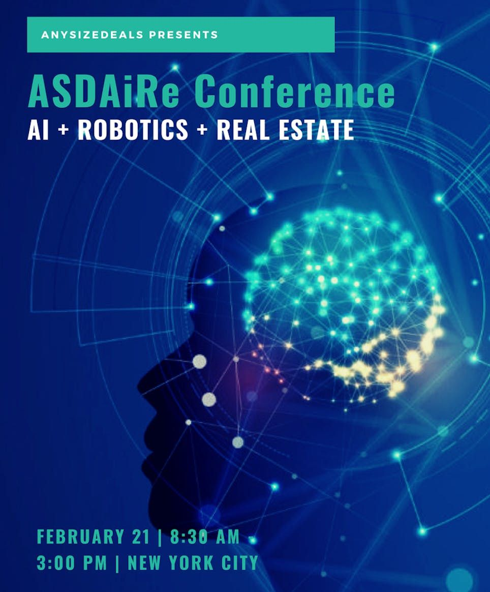 ASDAiRE - Artificial Intelligence  Robotics  Real Estate